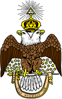 Scottish Rite Eagles Logo