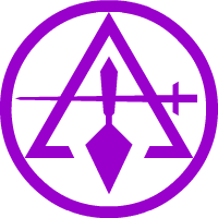 Sword and Trowel Emblem of Cryptic Council
